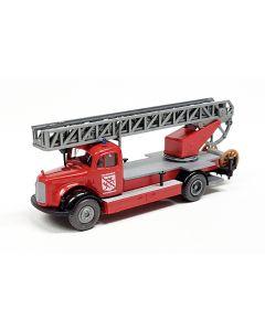 Mercedes Feuerwehr Winterthur