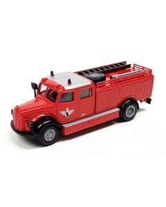Mercedes Feuerwehr Basel