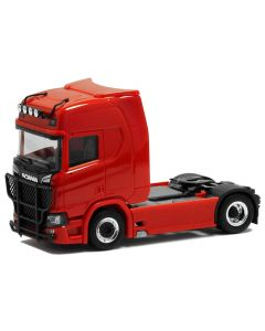 Scania CR HD V8 Zugmaschine, rot