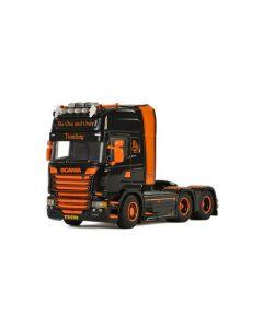 "Scania R Streamline TL ""JTV Trans APS"""