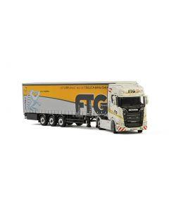 "Scania S HL CR20H ""FTG - Felber Transport GesmbH"""