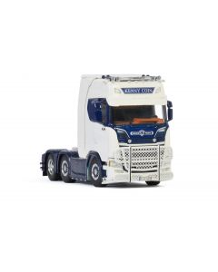 SCANIA S HIGHLINE Kenny Coin Transports