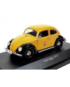 VW Käfer gelb, PTT