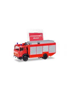 MiniKit: Iveco Magirus Rüstwagen, rot