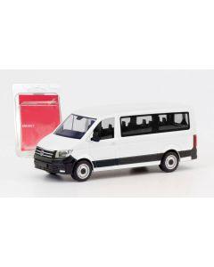 Minikit: VW Crafter Bus Flachdach, weiß