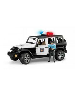 Jeep Wrangler Unlimited Rubicon Polizeifahrzeug
