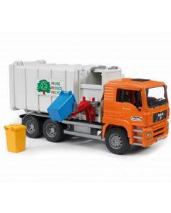 MAN TGA Seitenlader Müll-LKW
