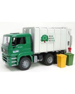 MAN Müll-LKW Hecklader (grün)