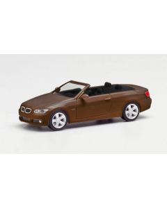 BMW 3er Cabrio™, Marrakesh braun metallic