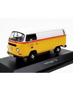 VW T2 Kasten gelb, PTT