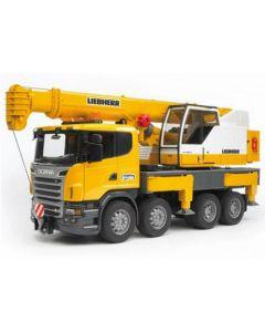Scania R-Serie Liebherr Kran-LKW