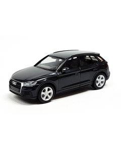 Audi Q5, manhattangrau metallic