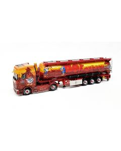 "Scania CS 20 HD Silo-Sattelzug ""Herpa Monument IV"""