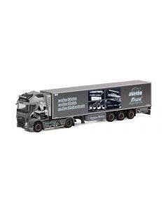 """Volvo FH Gl. XL Kühlkoffer-Sattelzug """"Raddatz Jork"""" (Niedersachsen/Jork)"""