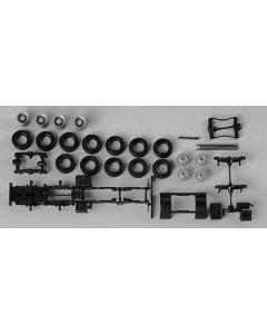 MAN LKW-Fahrgestell 4-achs für Kipper