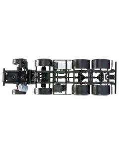 Fahrgestell LKW MB Actros 8x4 für Kipper, 2x