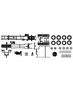 Fahrgestell LKW MAN Euro 6, 7,45m, 3a  2x