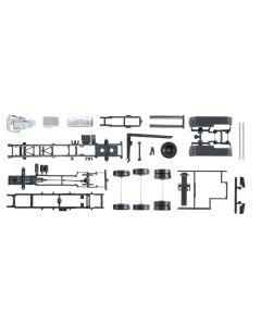 Zugmaschinen-Fahrgestell Mercedes-Benz Actros mit Abrollkinemati