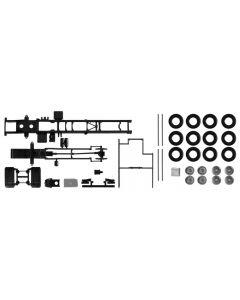 Fahrgestell MB Econic für Kofferaufbau, 2x