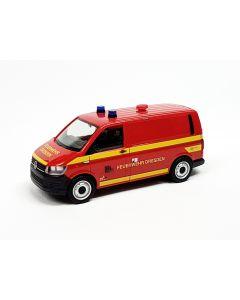 """VW T6 Kasten """"Feuerwehr Dresden"""""""
