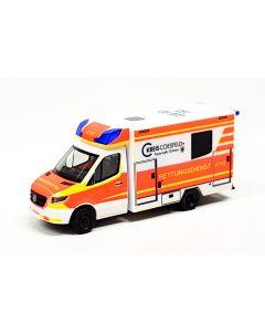 """MB Sprinter 18 Fahrtec-RTW """"Rettungsdienst Dülmen"""