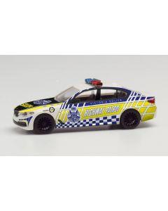 "BMW 5er Limousine ""Victoria Police Highway Patrol"""
