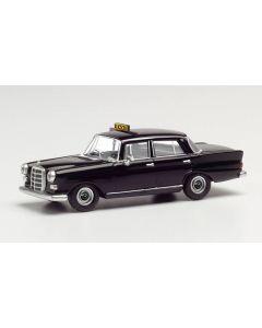 "MB 200 Heckflosse ""Taxi"", schwarz"