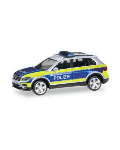 """VW Tiguan """"Polizei Goslar"""""""