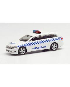"VW Passat Variant ""Victoria Police"""