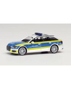 """Audi A6 Avant """"Polizei Rheinland Pfalz"""""""