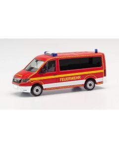 MAN TGE Bus FD MTW Feuerwehr