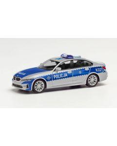 BMW 3er Limousine Policja Polska