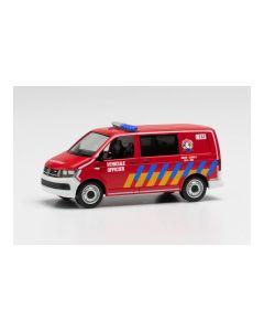 VW T6 Halbbus Feuerwehr Lüttich