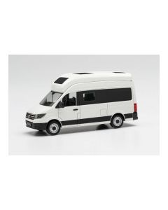 VW Crafter Grand California 600, candyweiß
