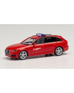 """Audi A4 Avant Kommandofahrzeug """"Feuerwehr Stolberg"""""""