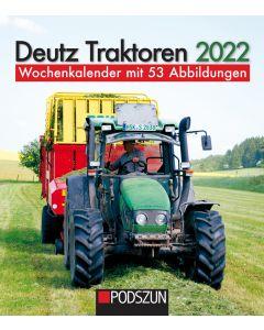 Deutz Traktoren Wochenkalender 2022