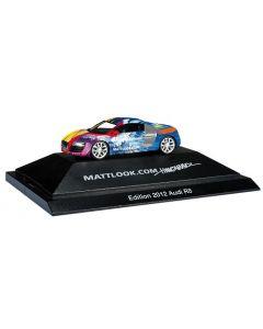 "Audi R8® ""mattlook.com Edition"" 2012"