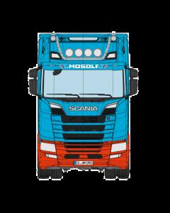 "Scania 730S + Lohr Autotransporter ""MOSOLF"""