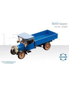MAN - Saurer truck