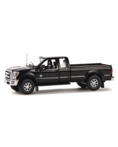 Ford F250 XLT Pickup with Super Cab & 8' Bed in Black