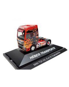 """MAN TGX XXL Euro 6c """"Hebeis Transporte"""""""