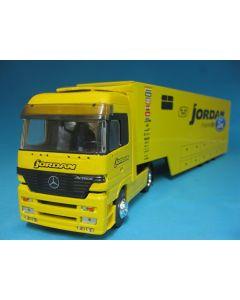 Mercedes Actros Megaspace Jordan F1 2003