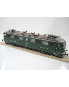 Elektro-Lok SBB Ae 6/6 Fribourg 11435 grün