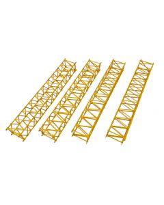 Loads: Jib Type 2 - 240x35x30 mm, 4x