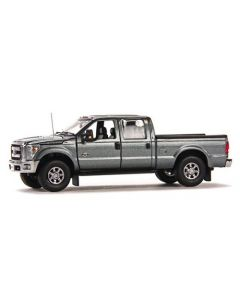 Ford F250 XLT Pickup Crew Cab & 6' Bed in Gray