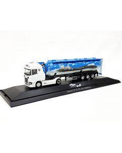"Scania CR HD Silo-Sattelzug ""Edgar Graß"""