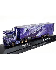 """Scania CR 20 HD """"Von Wartburg / Purple Rain"""""""
