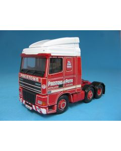 DAF XF Space Cab Prestons of Potto