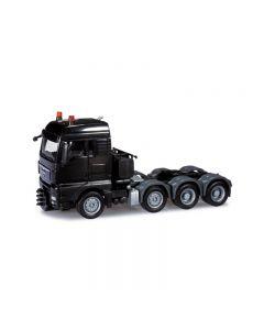 MAN TGX XLX 540, schwarz