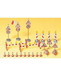 Bausatz, Verkehrs und Arbeitssicherheit